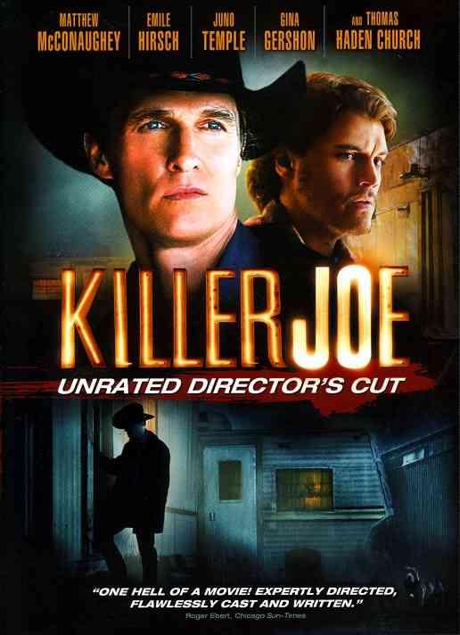 KILLER JOE BY MCCONAUGHEY,MATTHEW (DVD)